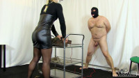 Zita's cock and ball torture