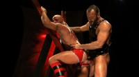 TitanMen Exclusive Aymeric DeVille and Wilfried Knight — Full Fetish: The Men of RECON Scene 2