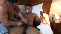 Buff And Bound - Zeus Diamonte Bound and Stripped