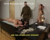 Discipline In Russia 25