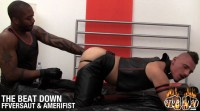 The beatdown : men gay foreskin!
