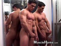 MuscleHunks - Enzo Pileri