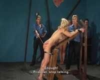 Prison Story (cane and whip)