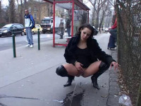 Collection 2017, 32 Clips «Extreme public piss»