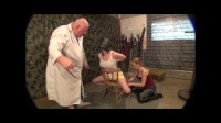 Dani In The Torture Chair Part One
