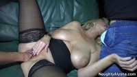 Best Collection 2017. 50 Best Clips «Naughty Alusha». Part 3.