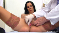 Luisa 25 years girls gyno exam (2015)