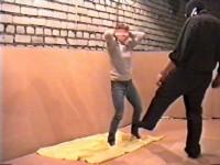 Cunt Kicking