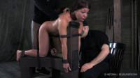 Infernal Restraints - Dungeon Slave part 2 - Mia Gold - Mar 14, 2014