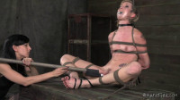 HT - Maia Davis, Elise Graves - Bound and Beaten - Dec 11, 2013 - HD