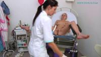 Petra (20 years girl gyno exam)