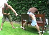 Discipline4Boys - Shovel Ride