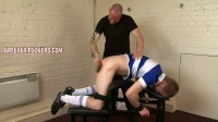 Bryan scene 11 (watch, spanking, vid, soles)