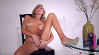 Brett Rossi Has A Screaming Orgasm (1080)