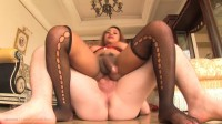Jasmine Juicy Ass Red Devil Big Cum Top (2015)