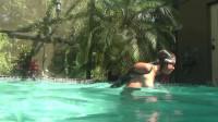 Lew Rubens - Lexi Fetish Mermaid Dildo Fetch Game