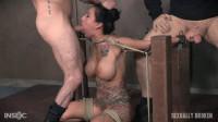 SexuallyBroken - Mar 27, 2017 - Lily Lane, Matt Williams, Sergeant Miles