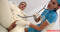 Kinky Rubber Clinic, Finger, Blow-Up Hood, Dildo Part One (2014)