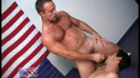vid passion throat - (All American Heroes - Mikey and Sam)