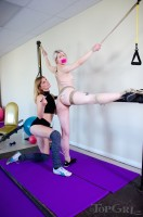 TG — Ella Nova and Mona Wales — Fat Little Whore — Mar 09, 2015