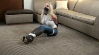 Liz Ashley Blonde Booted Bound