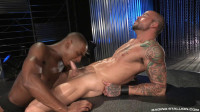 Tyson Tyler, Sean Duran ; public huge gay...