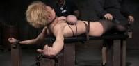 Big Breasted Milf Darling Has Huge Squirting Orgasms