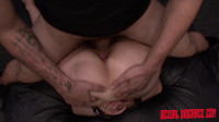 SD - Aug 27, 2015 - Rose Red Tyrells Multiple Orgasms with the Sybian & Rough Anal Sex