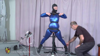 Lola Corset Dress Doll Walk Kendra James Gag Training Latex Catsuit 17 Video