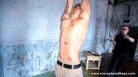 RusCapturedBoys - Slava - The Prisoner of War - Part I