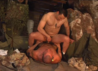 Hard Anal At Bunker