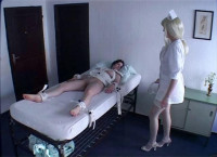 Lara is on the run - before their inclinations, pain, torture and submission