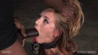 Smoking Hot Blonde Mona Wales Shackled Down Facefucked Vibrated Drooling Mess (2015)