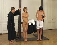 Discipline in Russian Convent 1