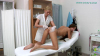 Paris Devine 24 years girl gyno exam (2016)