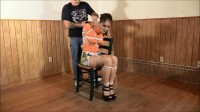 A Sadistically Tight Hogtie For Terra — Terra Mizu