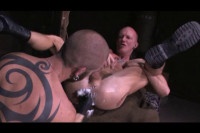 Grunts Fisting: Arm of one (scene, fist, hunk, cum)