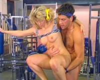 [Sascha Production] Fickfreudige versaute fotzen sex im sportcenter Scene #3