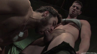 Tommy Defendi and Rusty Stevens
