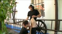 Luis Blava – Village Boys – Outdoor Bareback Fuck
