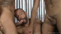In The Flesh, sc.6 - Antonio Miracle, Hugo Arenas, Alberto Esposito - sex, gets, video.