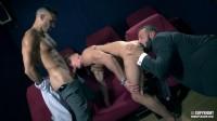 Men at Play Cine-X Finale - Antonio Miracle, Darius Ferdynand, Flex (blow, fucks, young, fuck)