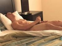 FratmenTV - Cal (Naked College Jock)