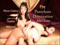 Pantyhose Domination (2008/DVDRip)