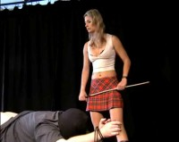1000 Strokes Of The Cane - Cruel Amazons