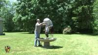 Houseofgord – Butt Thrusting Fountain Girl HD 2015