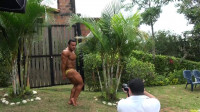 video cumshot posing - (MuscleHunks - Anton Buttone - Hugo Marquez 6 Video)