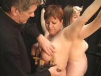 Pregnant Bondage # 3