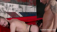 HK — Big Cock Master (Angel and Max)