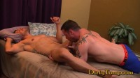 Alejandro Cruz Fucks Miles — DirtyToy